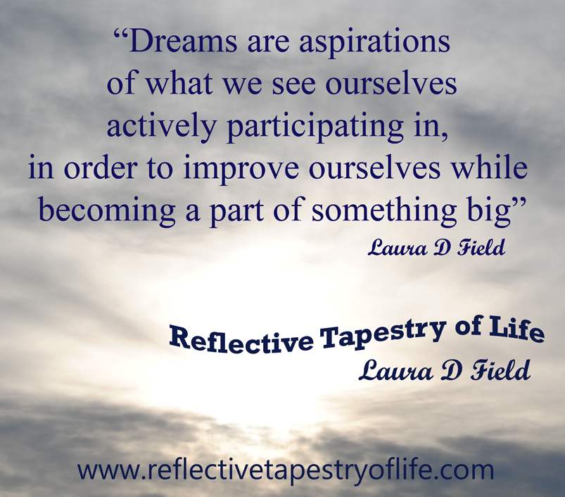 essays on dreams and aspirations