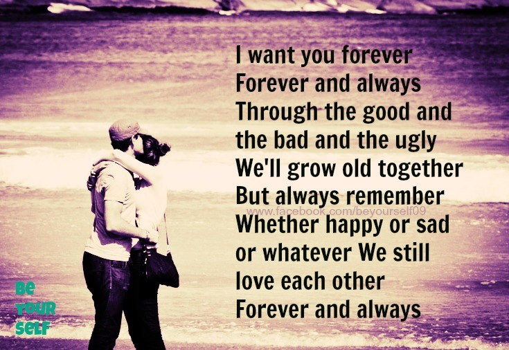 We Will Grow Old Together Quotes: Quotes About Always And Forever (170 Quotes