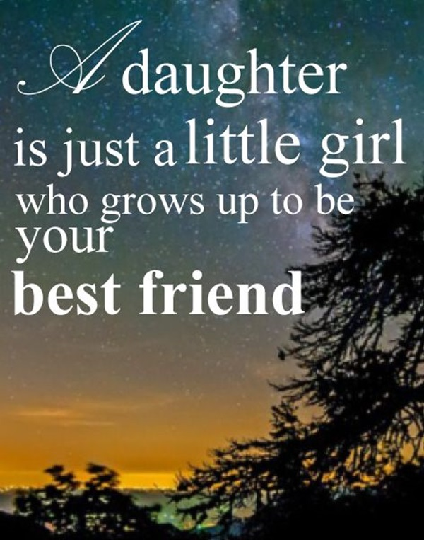 Quotes About Best Daughter 55