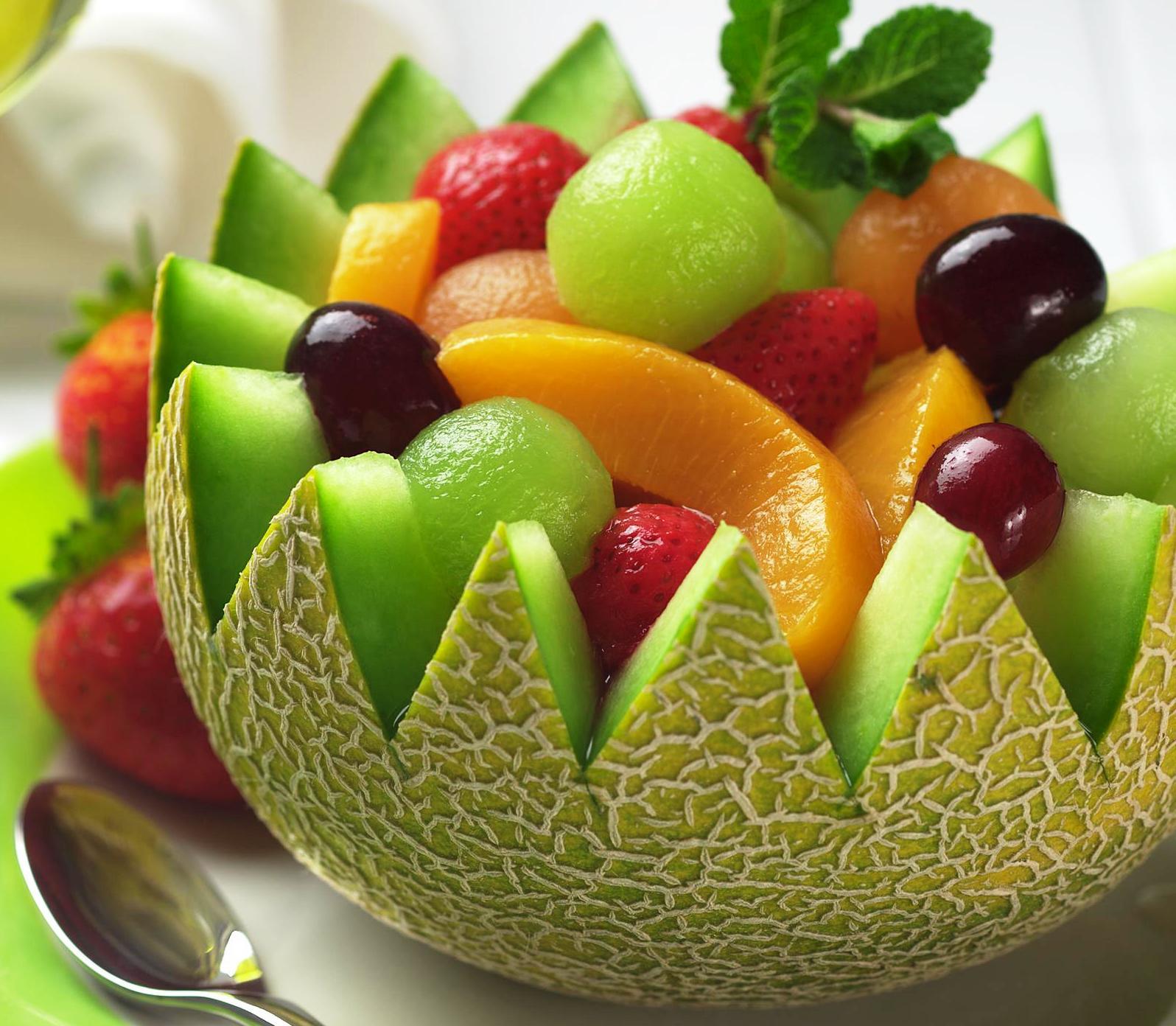 Aunt Shirleys tropic-Tang Fruit Salad Recipe - Genius Kitchen Fruit salad decoration photos