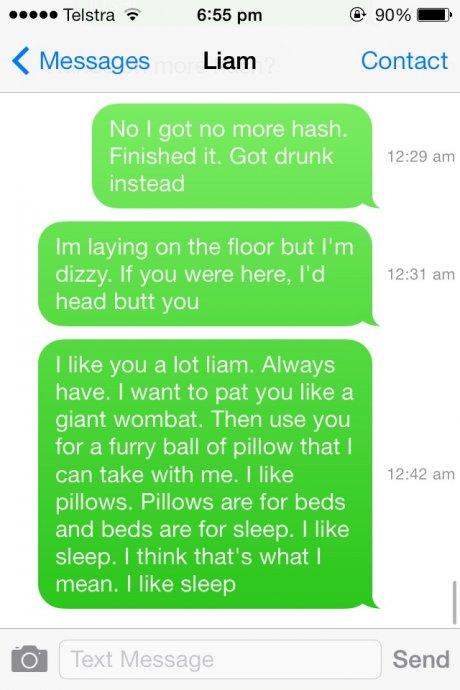 Quotes about flirting my boyfriend