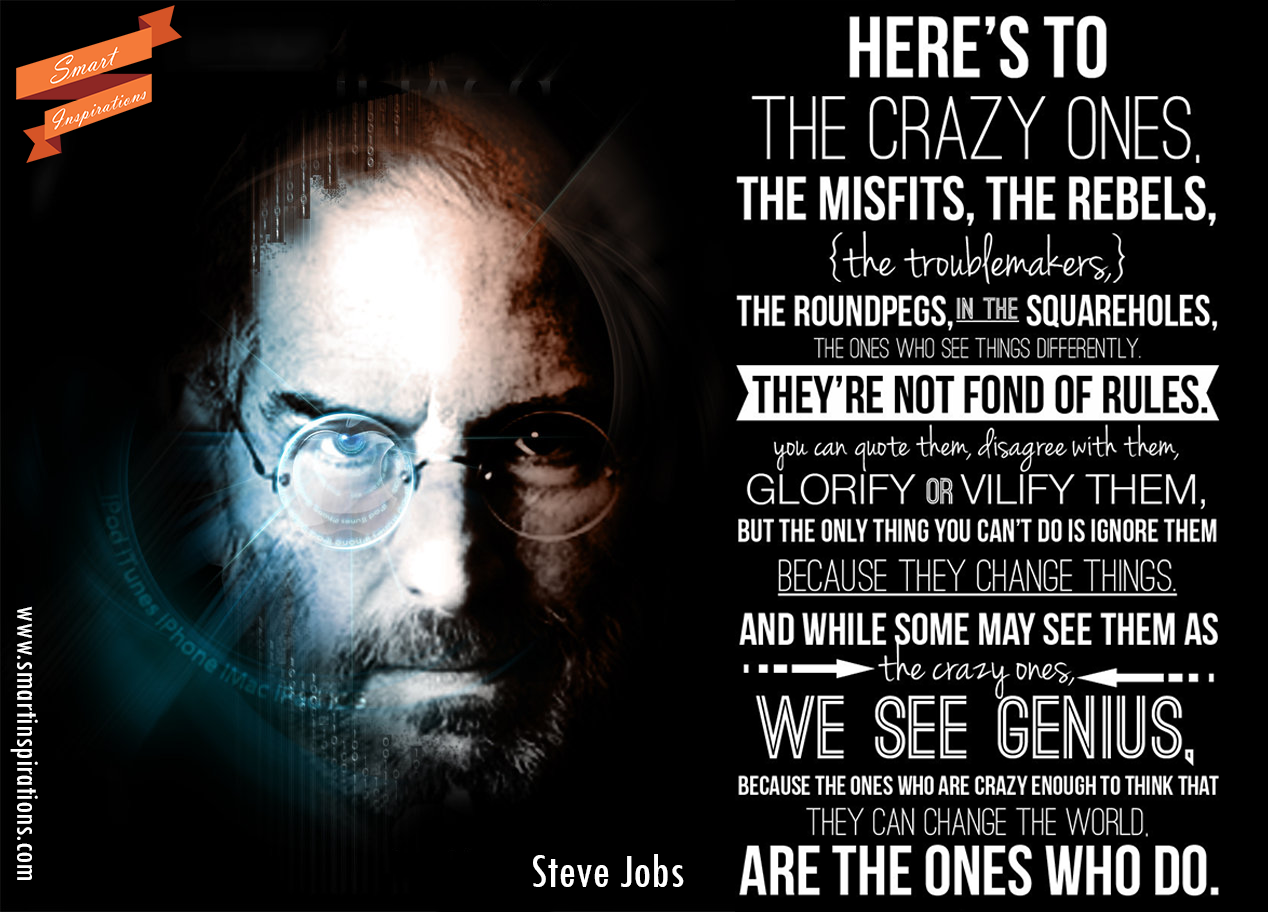 Quotes About Change Steve Jobs 43
