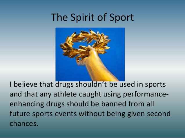 the use of performance enhancing drugs in sports essay View this term paper on performance enhancing drugs in sports to compete and excel is part of human nature in sporting activities it has always driven young.