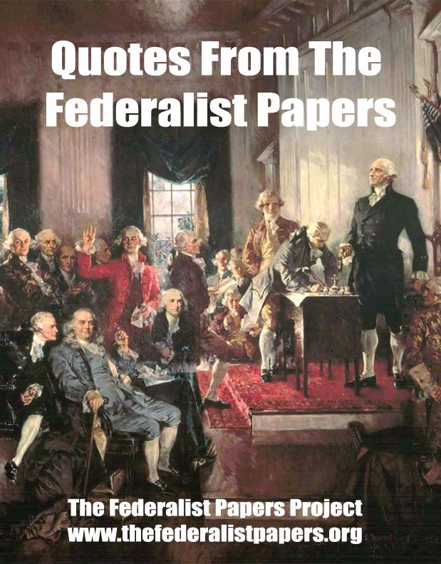 quoting the constitution essay