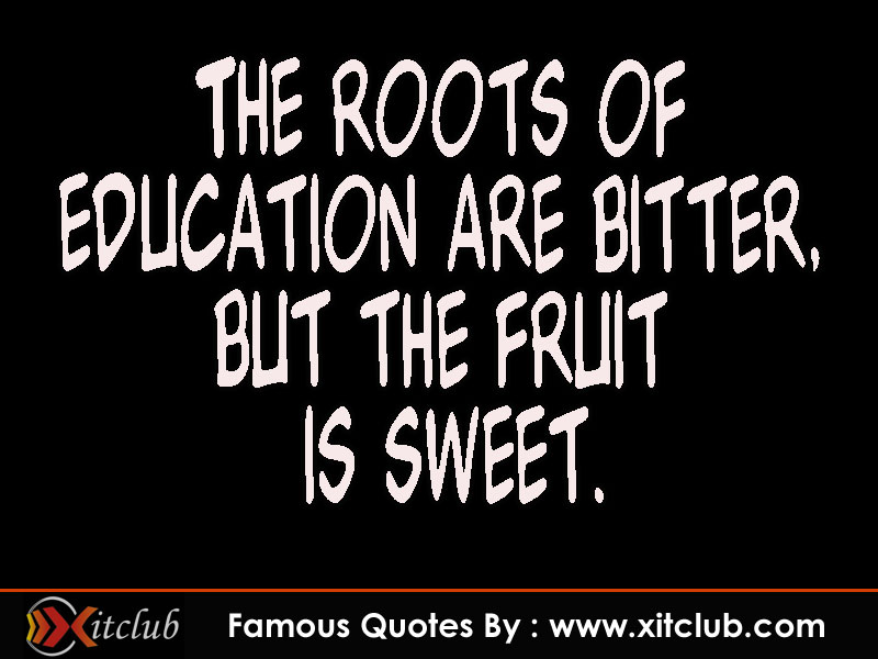Hanquotes Quotemasterorg Quotes About Basic Education 64 Quotes