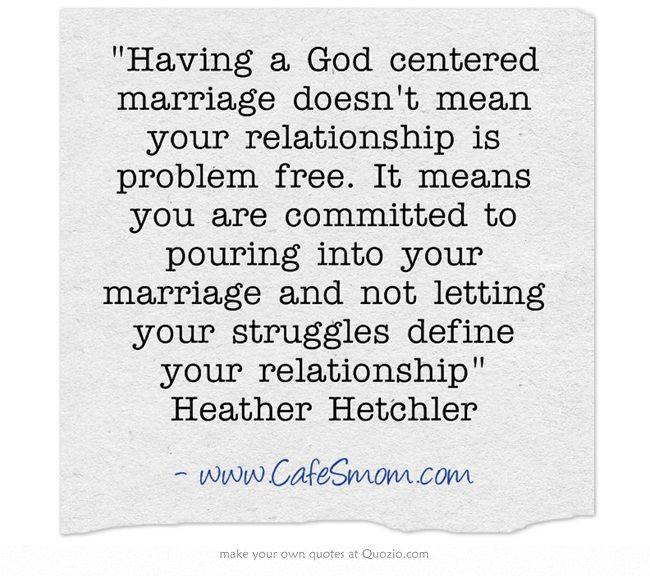how to make a relationship with god