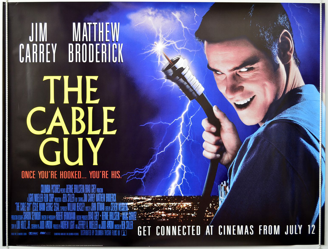 The cable guy movie