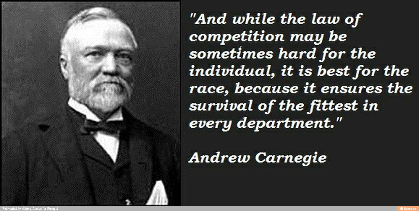 the success of the careers of john d rockefeller and andrew carnegie The men who built america: great stories, too much the series will profile the careers of railroad magnate andrew carnegie and john d rockefeller have.