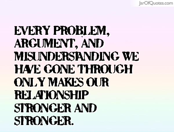 Quotes About Relationship Misunderstanding 28 Quotes