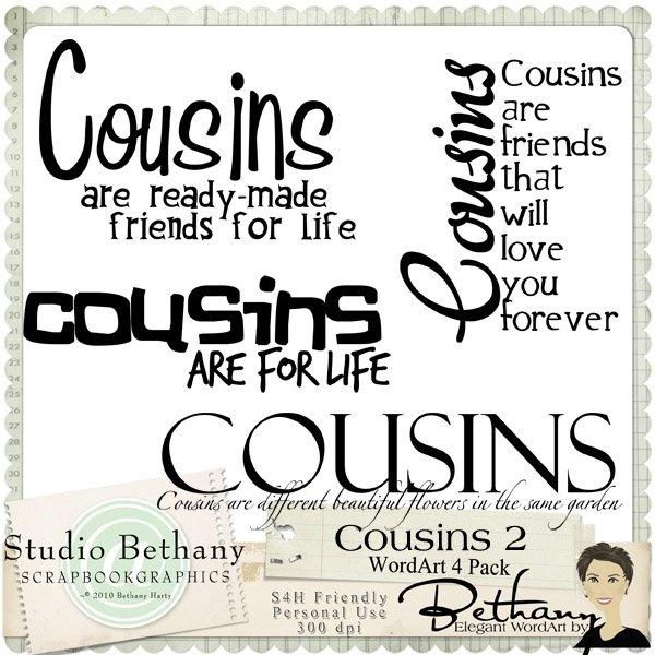 growing up with my cousins You may share any one of these cousin poems with your cousins let's catch up, call my cell we're so excited to watch you grow, your precious eyes.