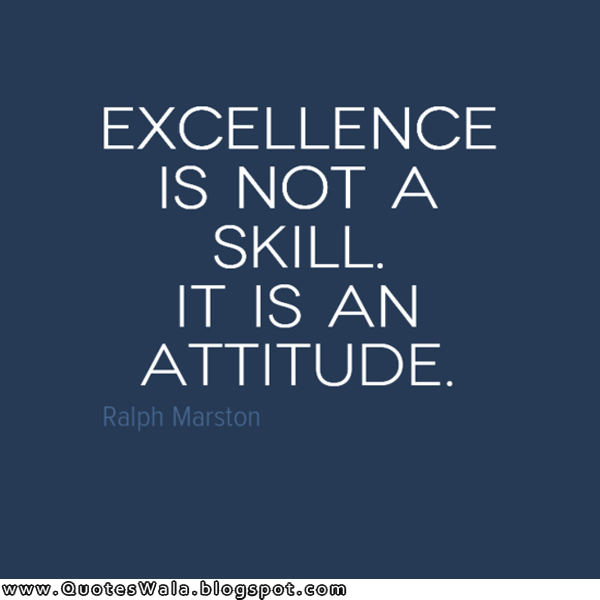 Quotes about Work excellence (63 quotes)