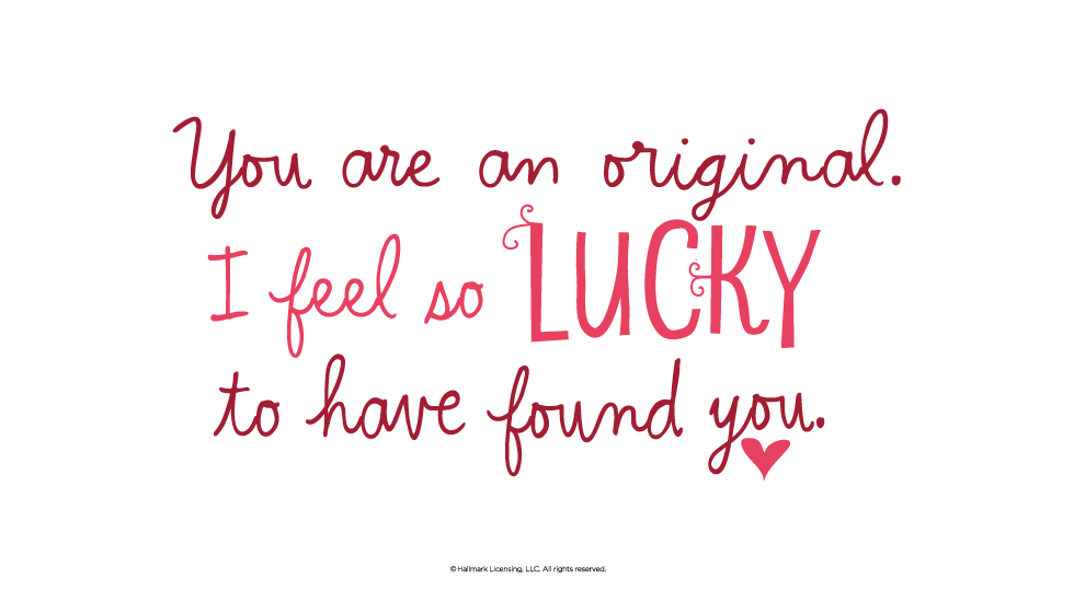 Quotes About Being Lucky In Love (59 Quotes