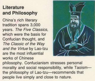 the influence of the taoist philosophy on chinas history