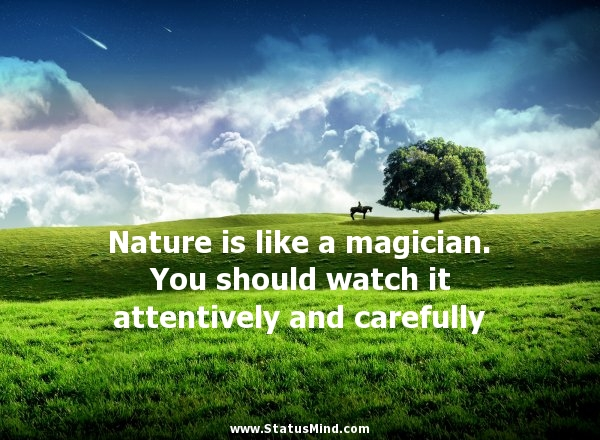 Woman In Nature Quotes Managementdynamicsfo