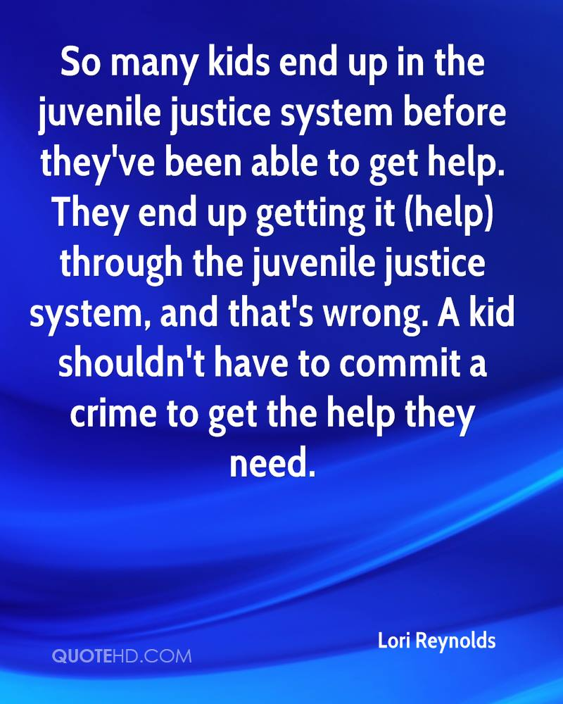 justice system position