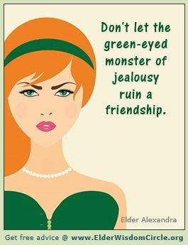 why is jealousy called the green eyed monster