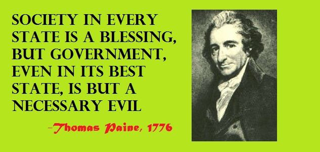essay on thomas paine Thomas paine's the crisis number one 1776 an essay was the american revolution a revolution - sofya medvedev nova scotia during the american revolution.