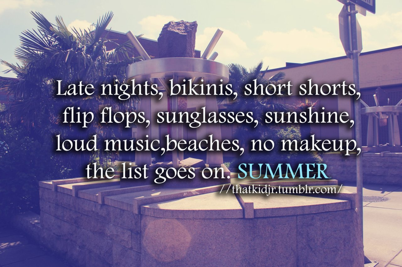 Summer Ending Quotes Tumblr | Android Wallpapers