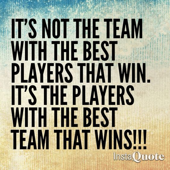 Team Love Quotes: Quotes About Sport Teams (47 Quotes
