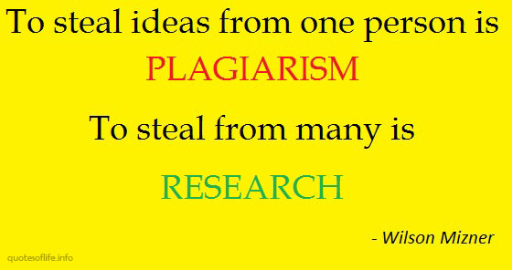Quotes On Research Unique Quotes About Research Papers  Research Paper Academic Writing