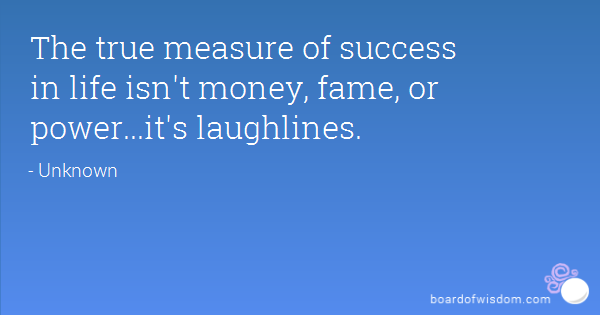 Quotes About Measurements Of Success 18 Quotes