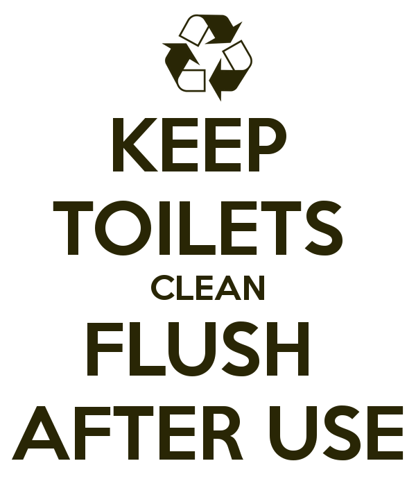 Quotes about Clean toilet (32 quotes)