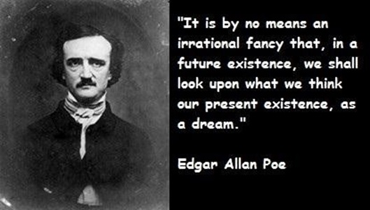 good thesis statements edgar allen poe Students are told from the first time they receive instruction in english composition that their introductory paragraphs should accomplish two tasks good thesis statements for edgar allan poe.