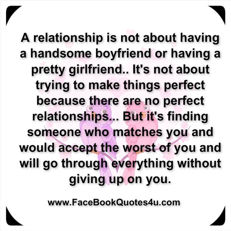 the effects of having boyfriend girlfriend relationships