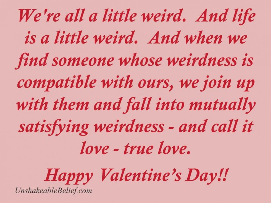 Quotes About Valentines Day Love 48 Quotes