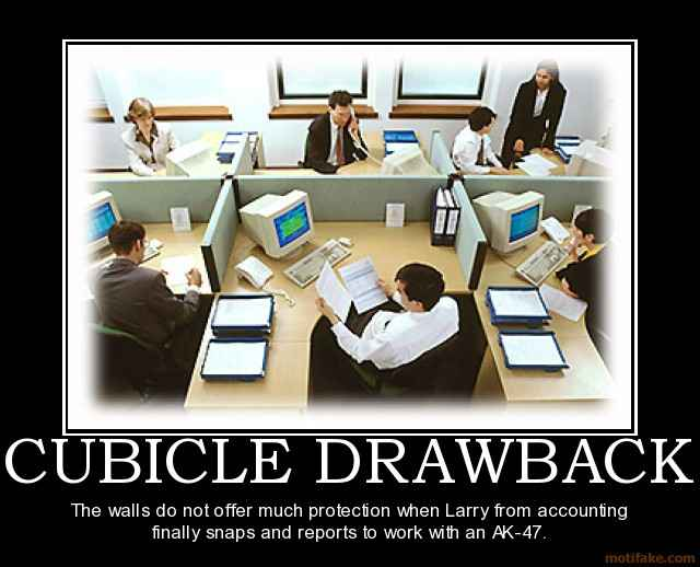 Quotes about Cubicles (66 quotes)
