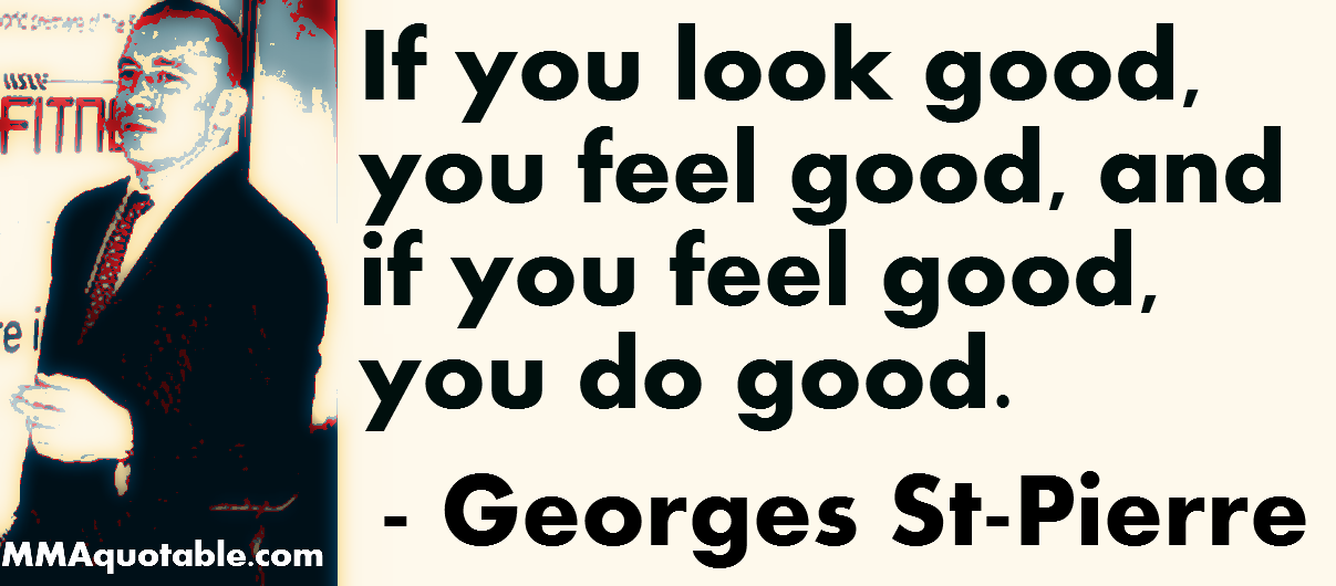Intimidating good looks quotes