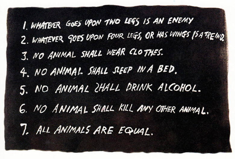 Quotes About Animal Farm 45 Quotes