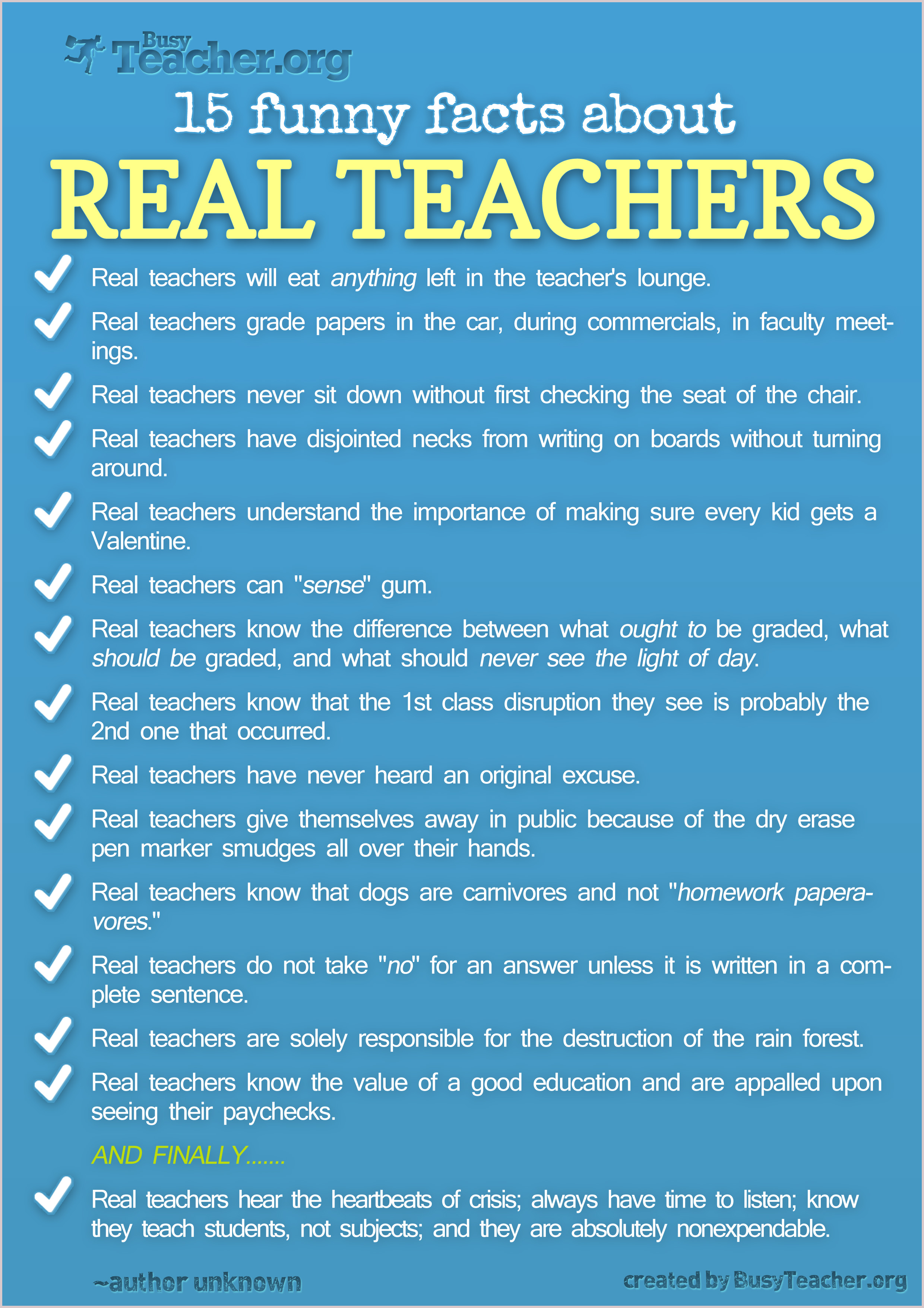 Quotes about Busy teachers (33 quotes)