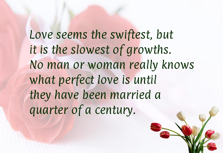 Quotes About Anniversary Of Wedding 29 Quotes