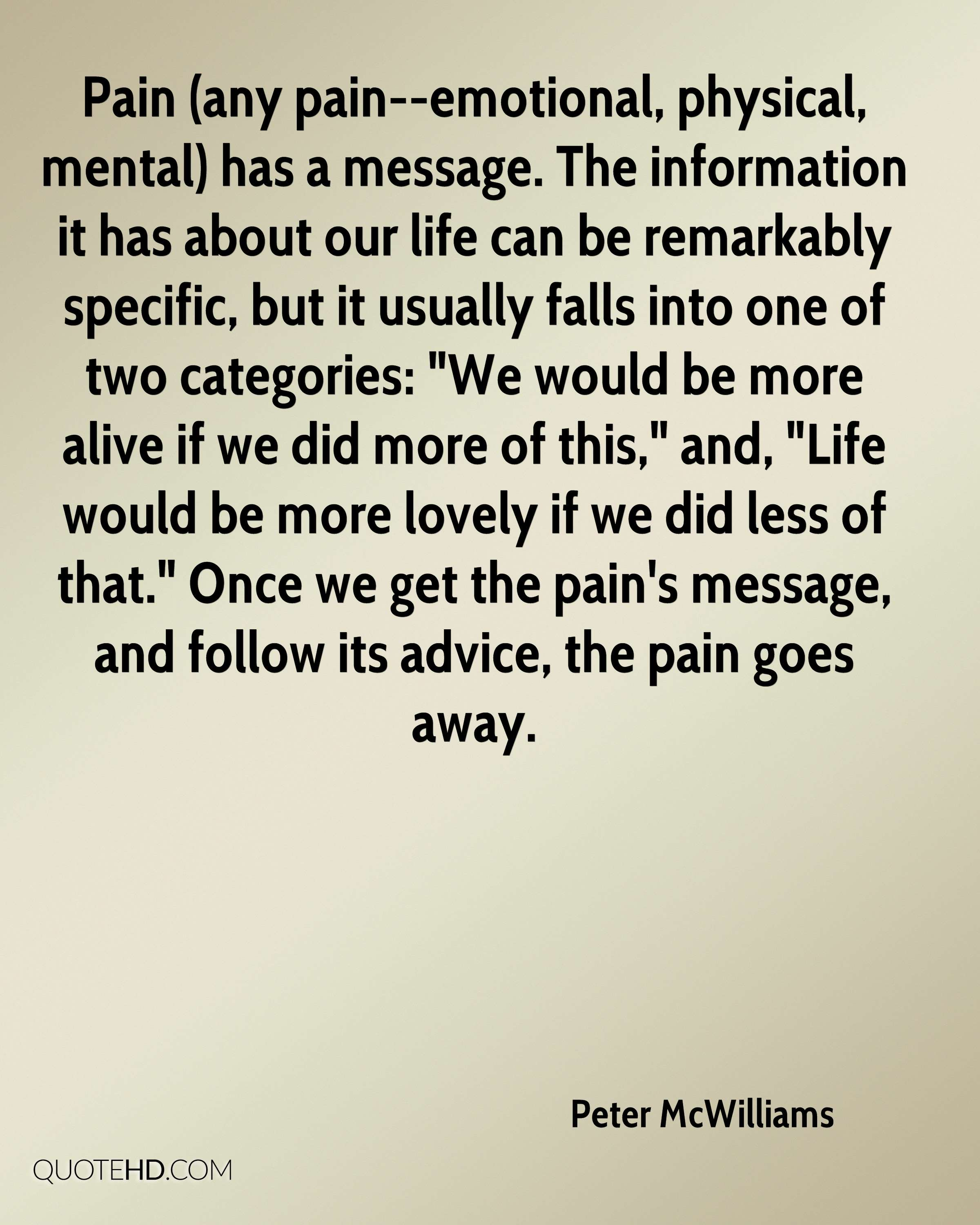 Emo Quotes About Pain: Quotes About Emotional Pain (91 Quotes