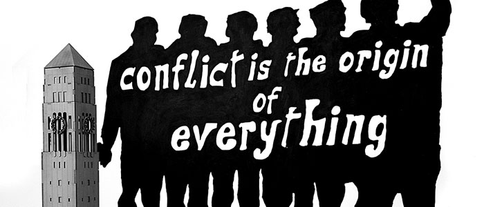 what is conflict theory sociology definition
