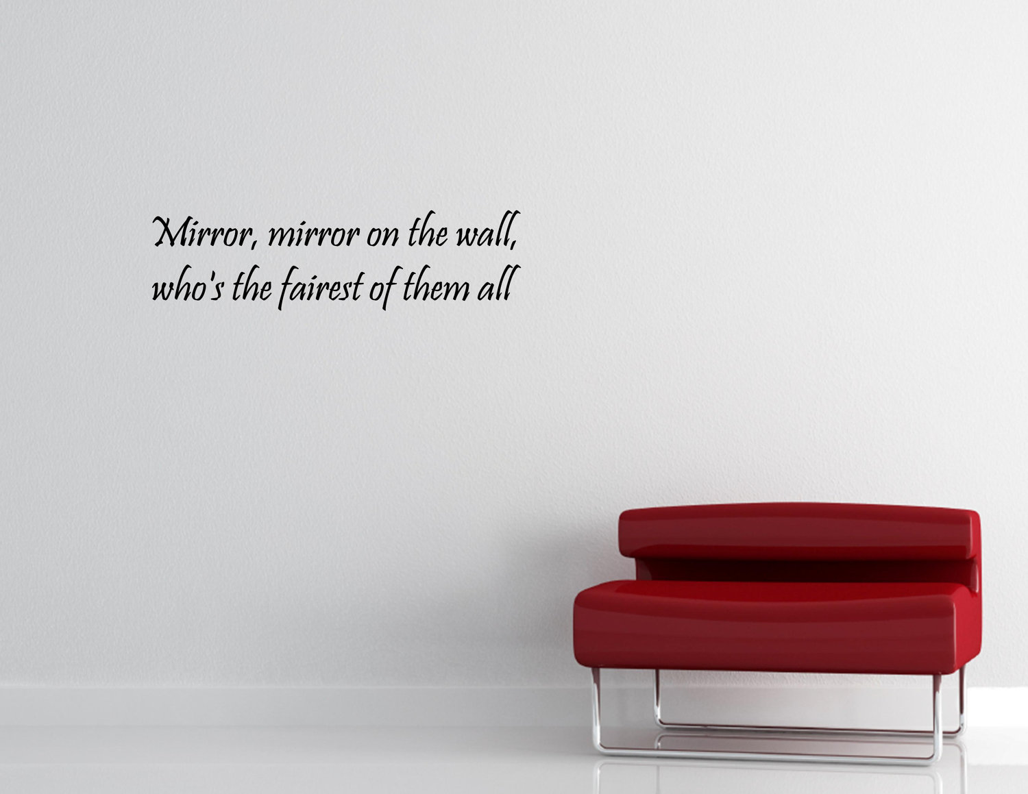 Quotes About Mirror Mirror On The Wall 22 Quotes