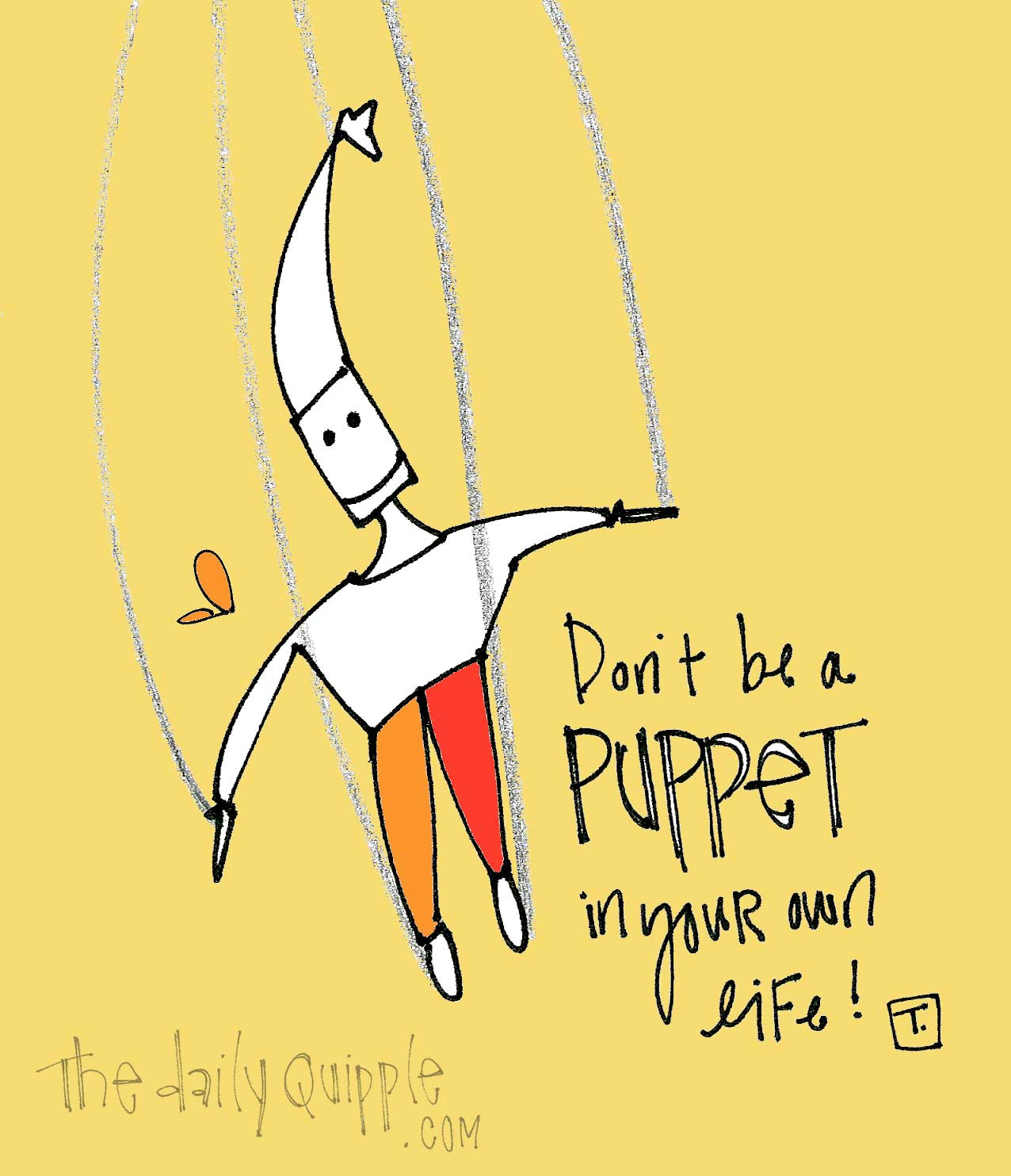 Quotes About Puppeteer 36 Quotes