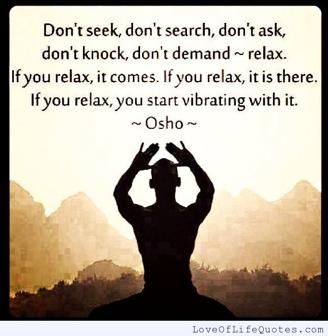 Quotes About Relaxing Night 27 Quotes