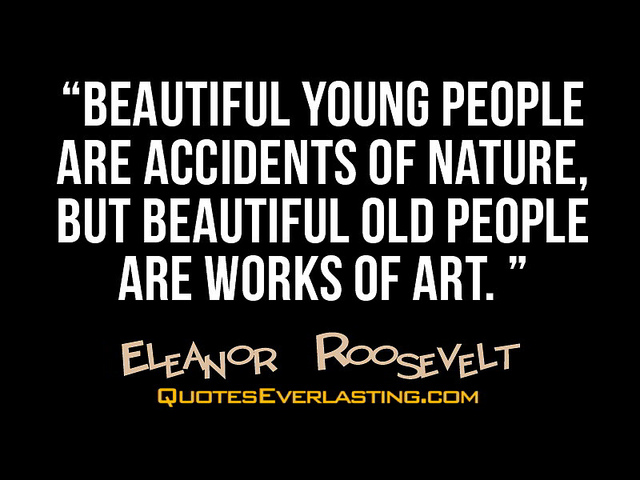 Quotes About Old Beauty 74 Quotes