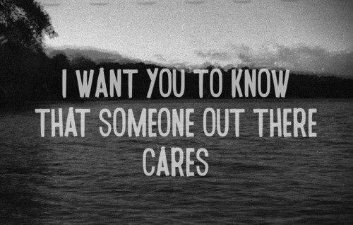 quotes about knowing someone cares 20 quotes