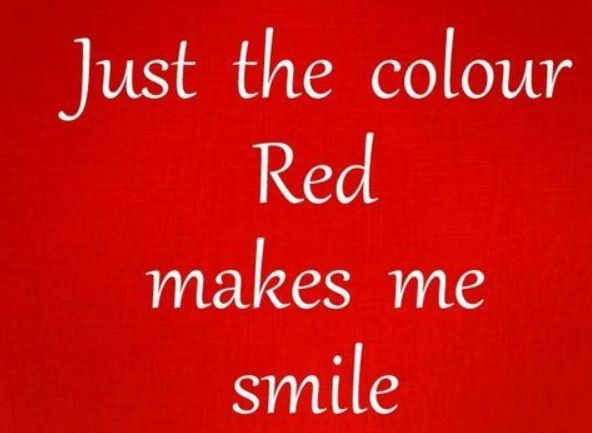 Quotes About Color Red 79 Quotes