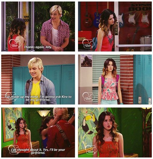 Austin And Ally Fanfiction Secret Hookup