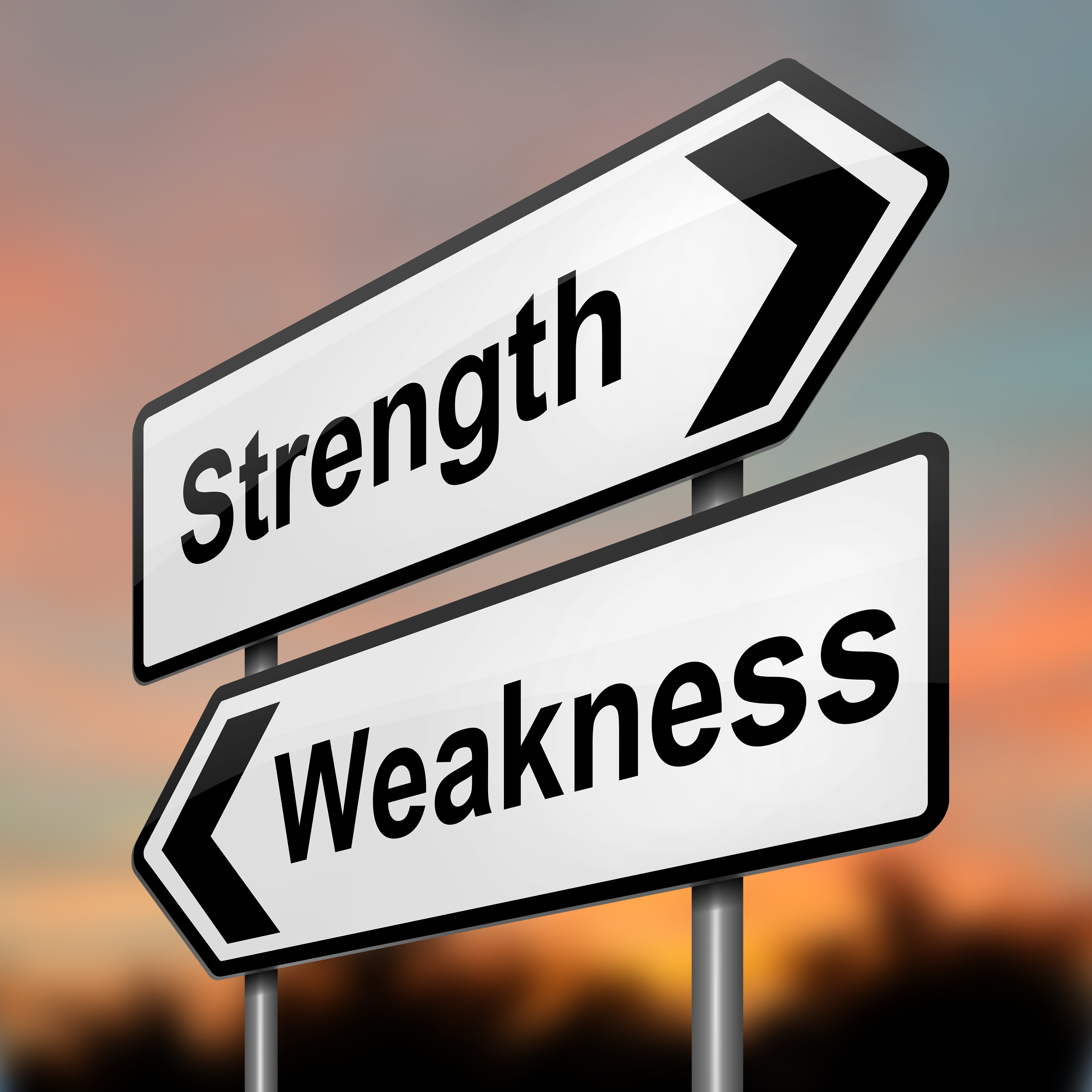 quotes about strength from weakness quotes