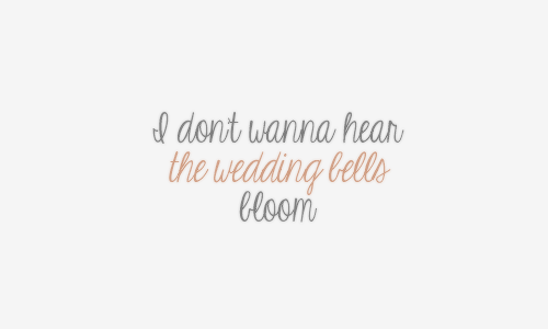 Quotes About Wedding Bells 20