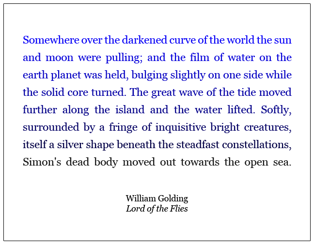 lord of the flies by william goldings keywords essay