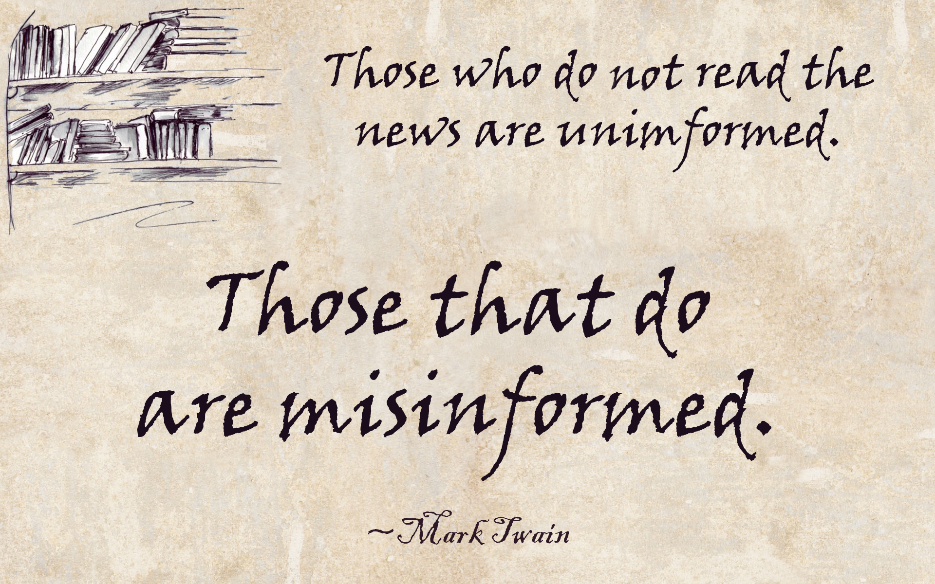 Quotes about Mark Twain (133 quotes)