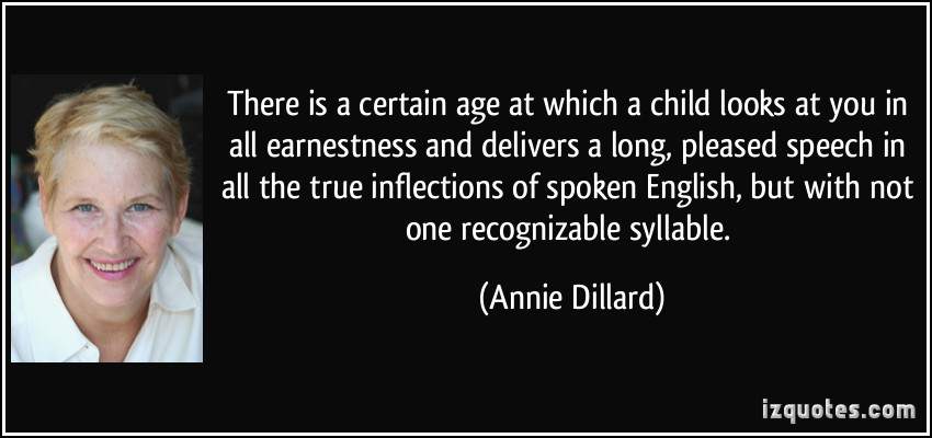 sight into insight annie dillard essay Sight into insight summary was written by admin yesterday, more image and video sight into insight by annie dillard pdf sight into insight essay.