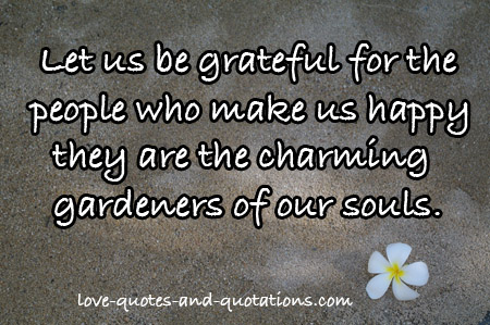 Quotes About Gratitude And Nature 34 Quotes