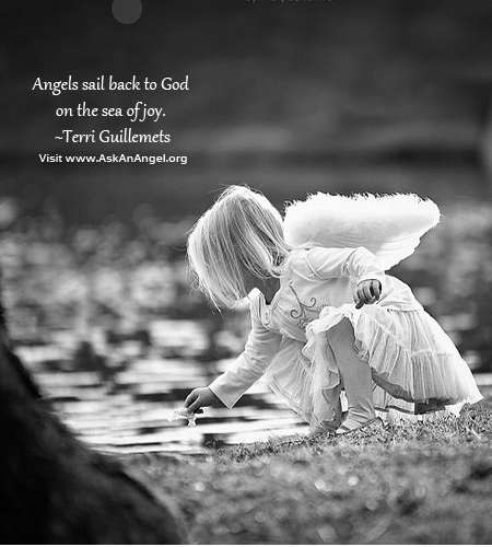Angel Quotes | Quotes About Little Angel 20 Quotes